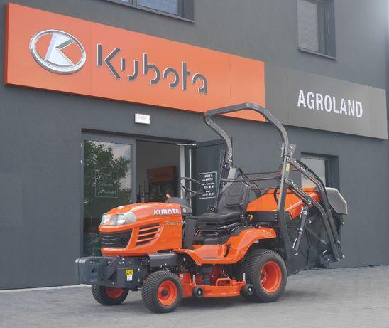 Nowy traktorek- kosiarka Kubota G23-II HD !