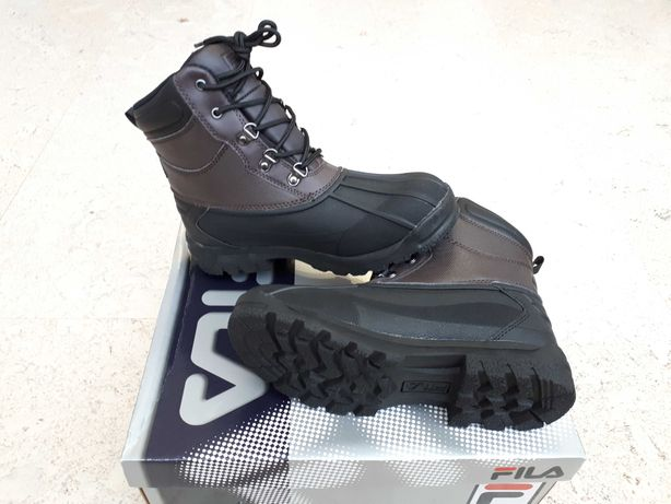Термо ботинки fila 39р weathertech extreme waterproof