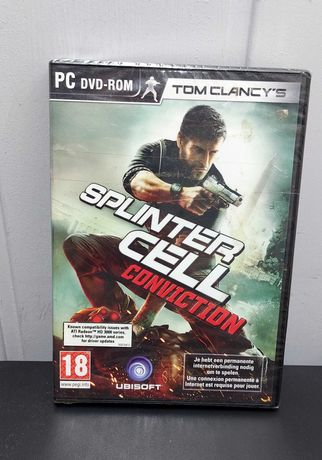 Gra na PC Splinter Cell Conviction nowa!