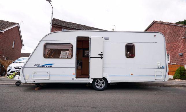 Vendo caravana 2005 Ace Aristocrat 500 como nova
