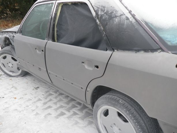 Sodowanie - oczyszczanie karoserii samochodowych