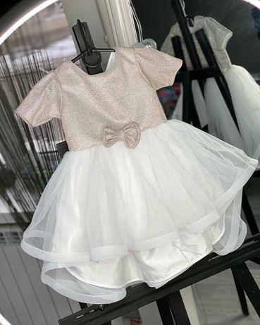 Детское платье от 6 до 12 месяцев