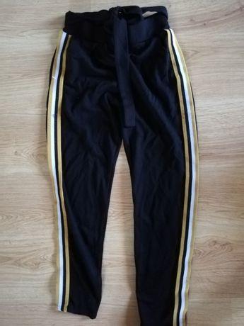 Spodnie dzianinowe 38