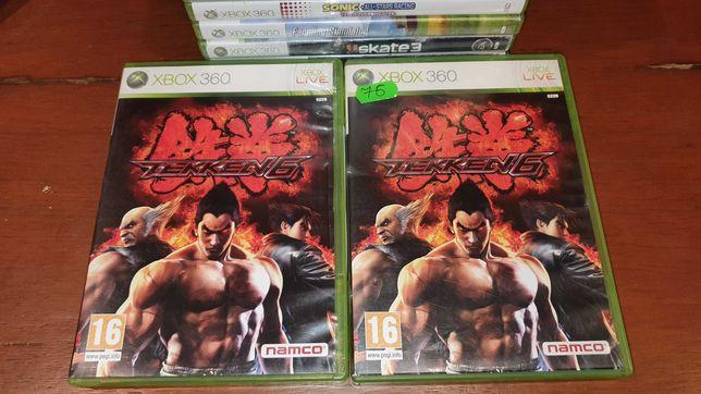 Tekken6 Xbox360 Stan Idealny