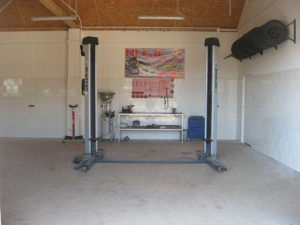 Warsztat samoobsługowy/Garaż na godziny