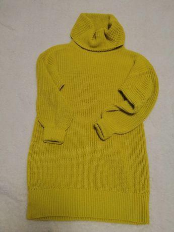Новое платье-свитер Reserved