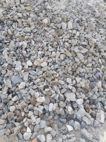 Kruszywo betonowe 0-63. Gruz kruszony.