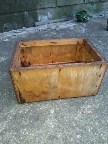 Коробка почтовая фанера ящик декор бандероль