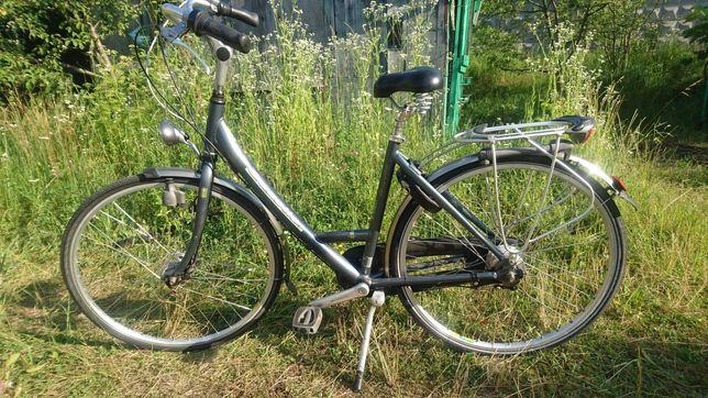 велосипед женский городской Gazelle из Голландии