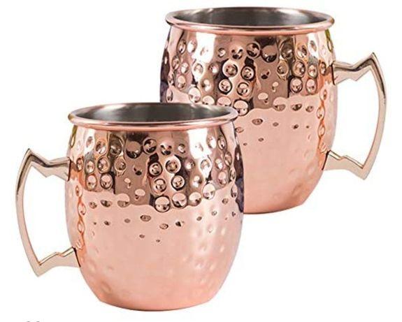 Taças de Cobre (hand made)