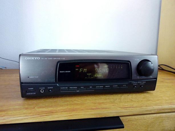 Amplituner / wzmacniacz Onkyo R30,wejście na gramofon!