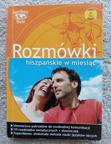 Rozmówki polsko-hiszpańskie w miesiąc Super Memo World ze słowniczkiem