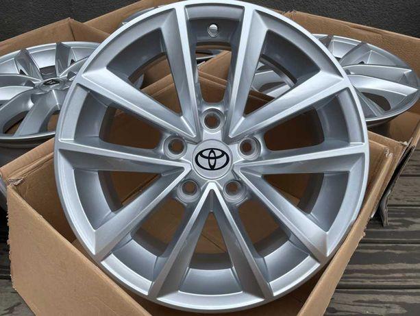 Felgi aluminiowe 16cali Toyota Auris Avensis Corolla RAV4 5x114,3 657
