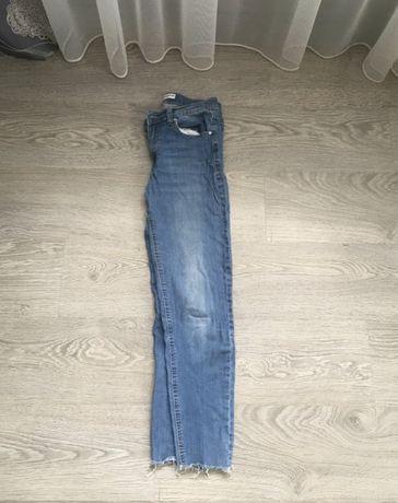 джинсы zara