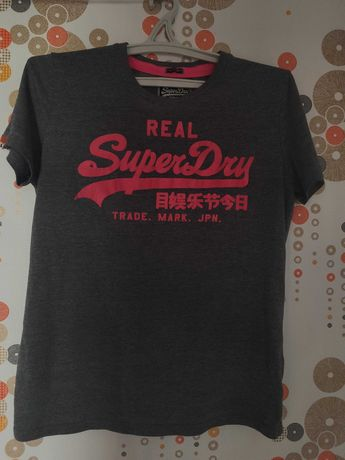 SUPERDRY футболка Л