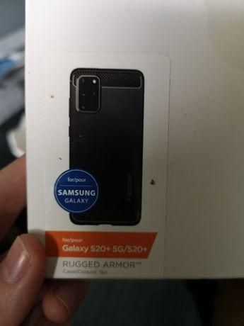 Case etui spigen do samsung Galaxy S 20+