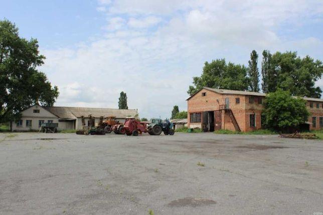 Производственно-складской комплекс в Андреевке