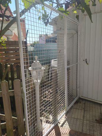 Divisória/ Portão Jardim em Ferro