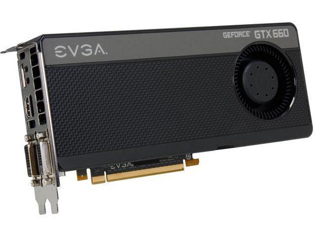EVGA GeForce GTX660 2GB