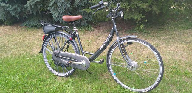 Saxonette spartamet rower spalinowy