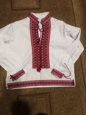 Вишита сорочка вишитий костюм