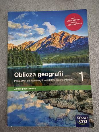 oblicza geografii 1 podręcznik