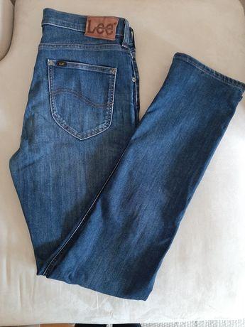 Spodnie jeans Lee MORTON W33 L36