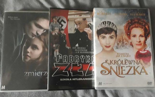 Filmy na dvd/cd .