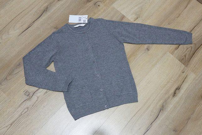 Кардиган на гудзиках, р.134, Mango, Іспанія / свитер, кофта, светр