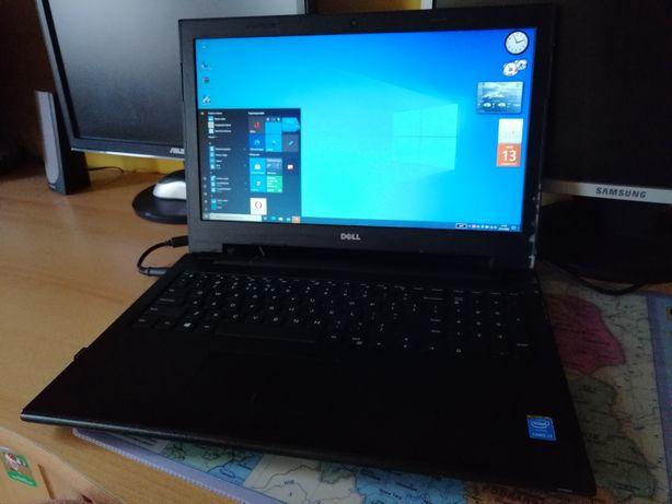 Dell 15,6 FULL FHD, I3 4005U, 8, SSD 256GB Goodram NOWY, inspiron 3542