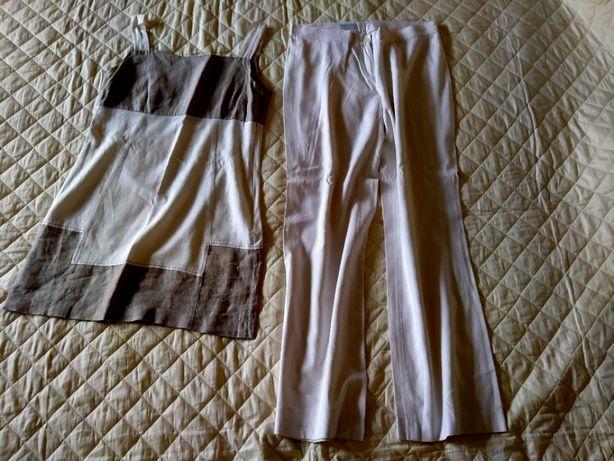 kostium BIALCON tunika + spodnie