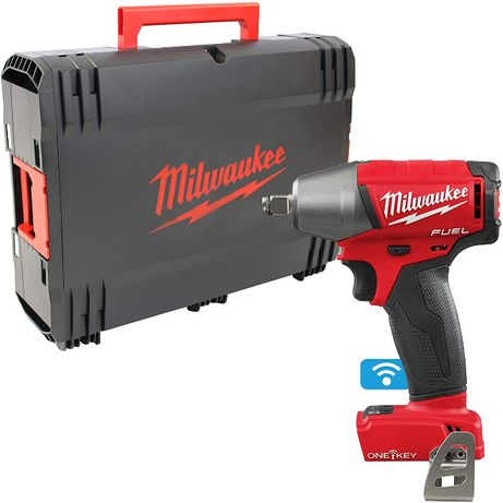 MILWAUKEE M18 ONEIWF12-0X klucz udarowy + WALIZKA