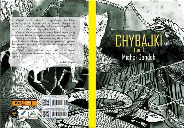 Chybajki - Książka