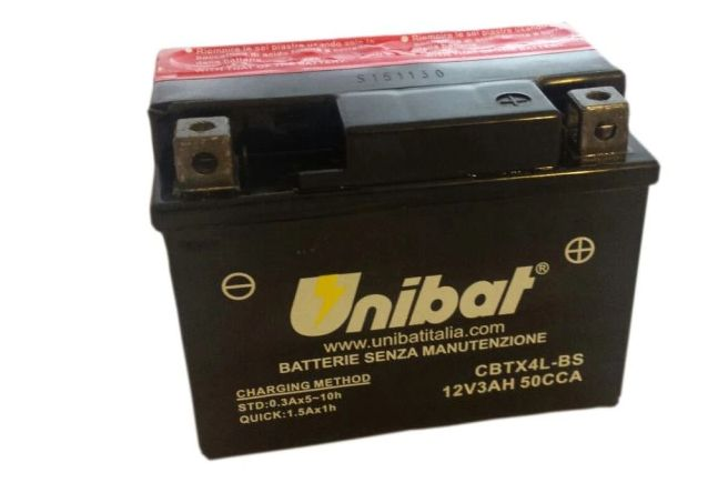Akumulator UNIBAT AGM 3Ah 50A Gorzów Wielkopolski - image 1