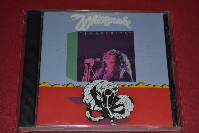 Whitesnake – Snakebite, 1978. Диск новый. Произ-во Россия.
