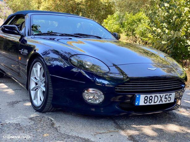 Aston Martin DB7 Vantage Cabrio
