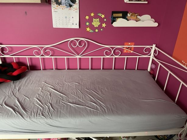 Łóżko 90x200 bez materaca