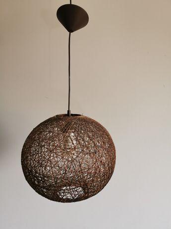Lampa sufitowa kula