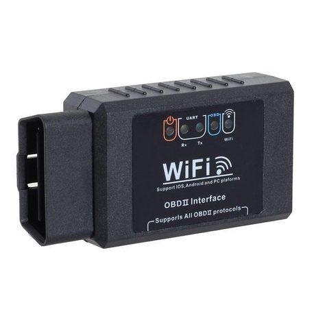 Автомобильный сканер ошибок OBD2 WiFi автосканер