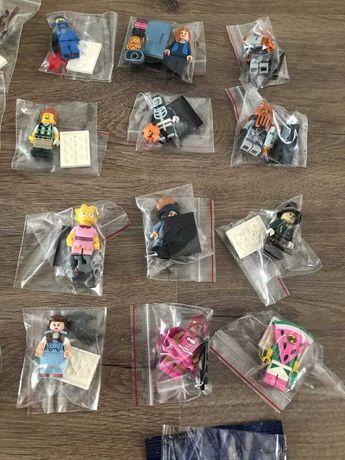 Минифигурки оригинал лего Lego minifigures