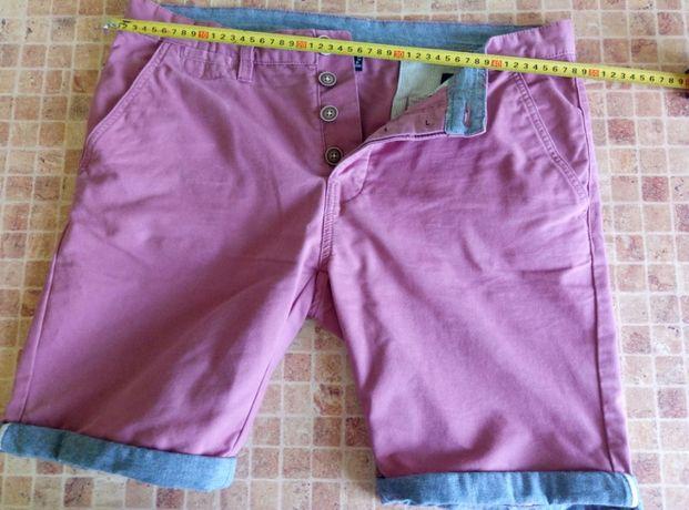 Шорты мужские джинсовые размер 48