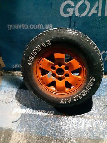 Goauto оригинальный диск Mitsubishi 6/139.7 r16 с рез 265 70 r16 в иде