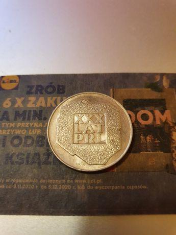 Moneta srebrna XXX PRL