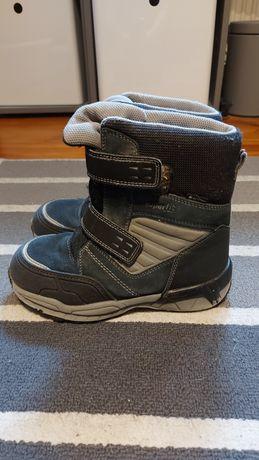 Buty zimowe ,śniegowce superfit rozm.32
