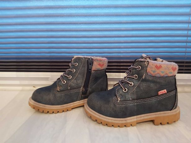 Buty 24 dziewczynka