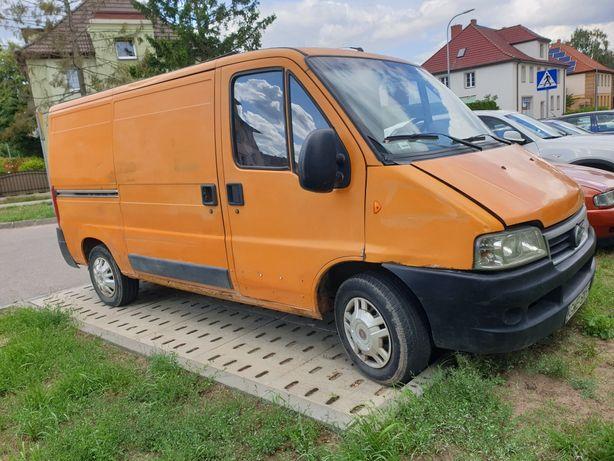 Fiat ducato 1995