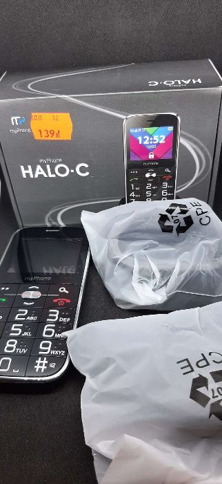 Telefon komórkowy myPhone HALO-C Nowy - Lombard Madej Gorlice -