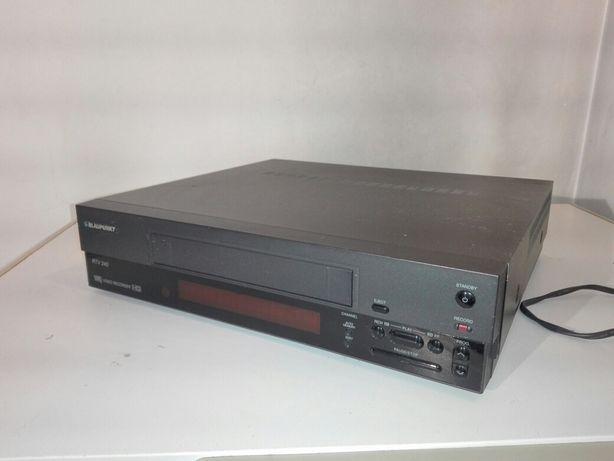 Leitor vhs video cassete Blaupunk a funcionar impecavel
