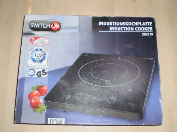 Indukcyjna kuchenka przenośna Switch ON o mocy 2000W