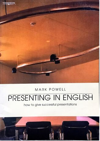 Presenting in English Mark Powell